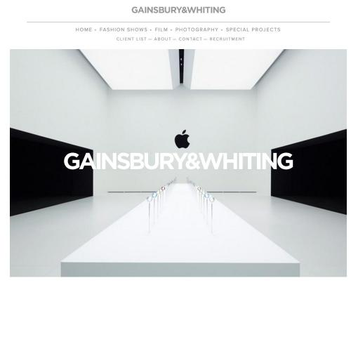 Gainsbury & Whiting, Home, 2012