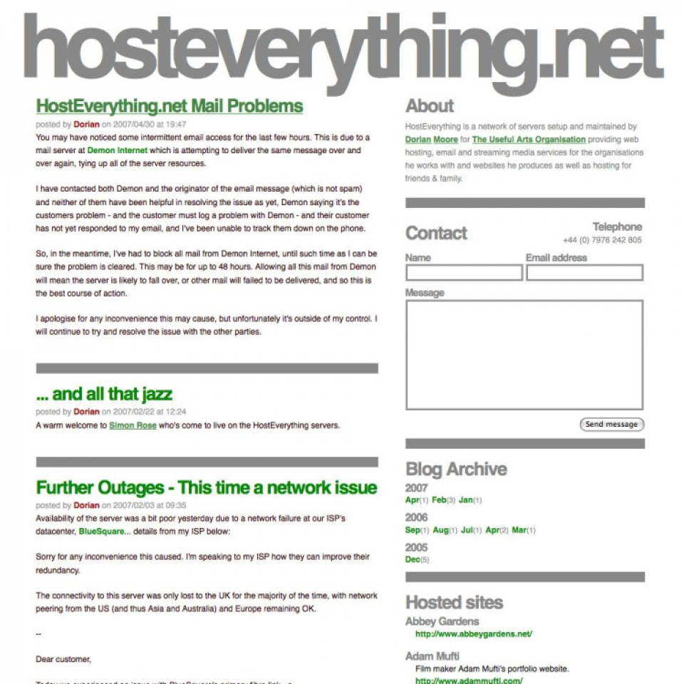 HostEverything