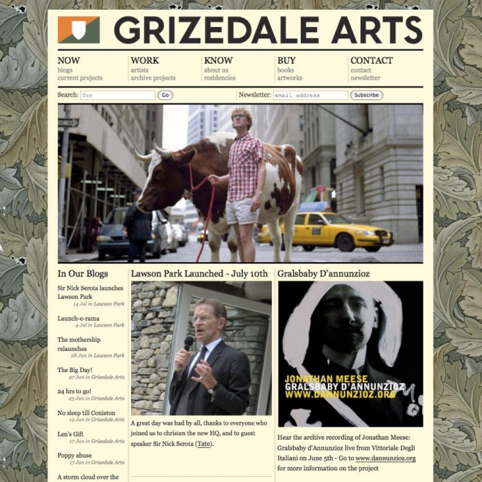 Grizedale Arts