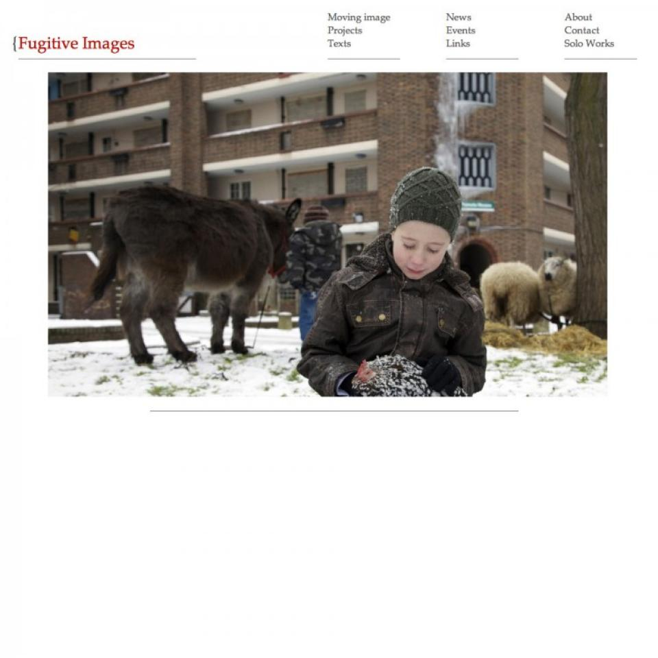 Fugitive Images