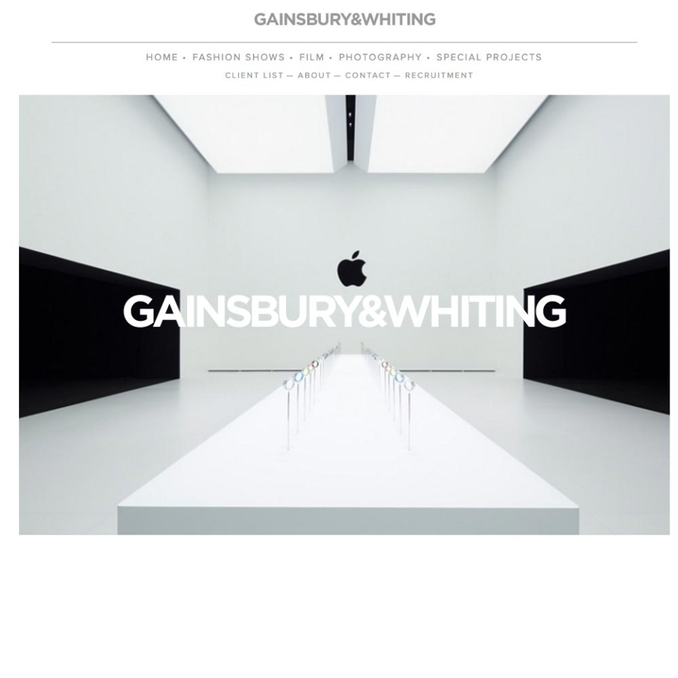 Gainsbury & Whiting