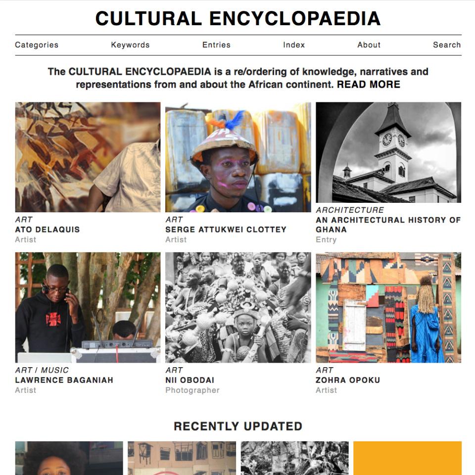 Cultural Encyclopaedia